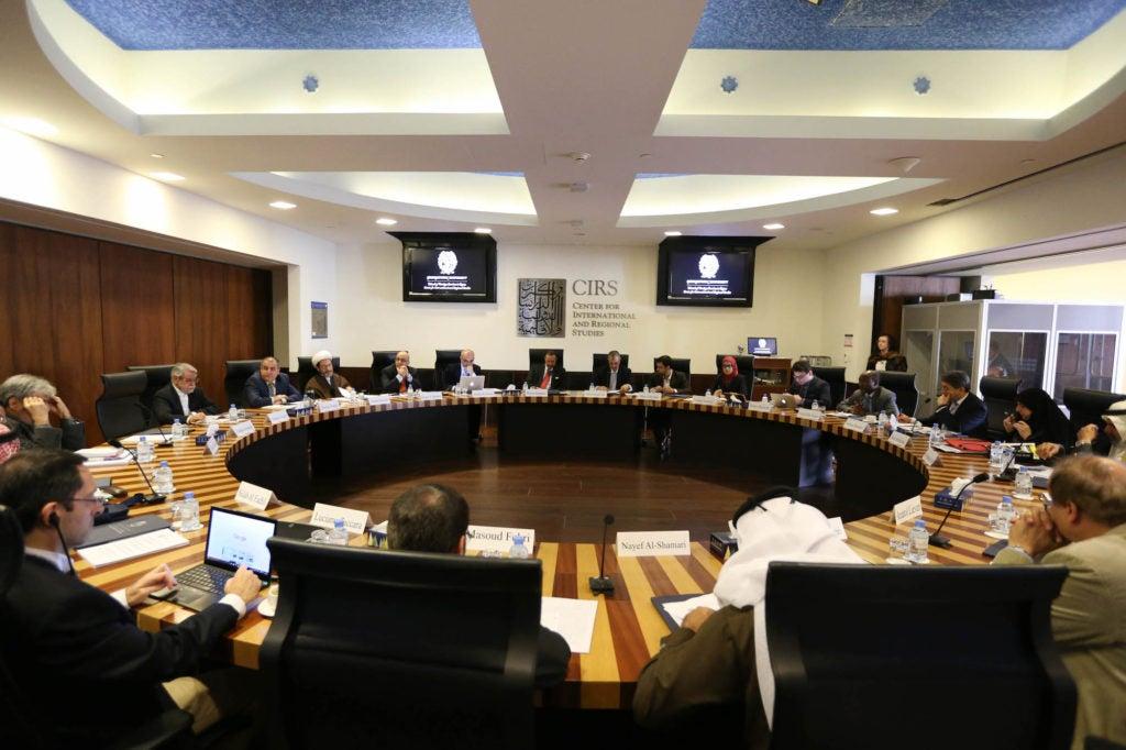 Roundtable on Iran-GCC Dialogue