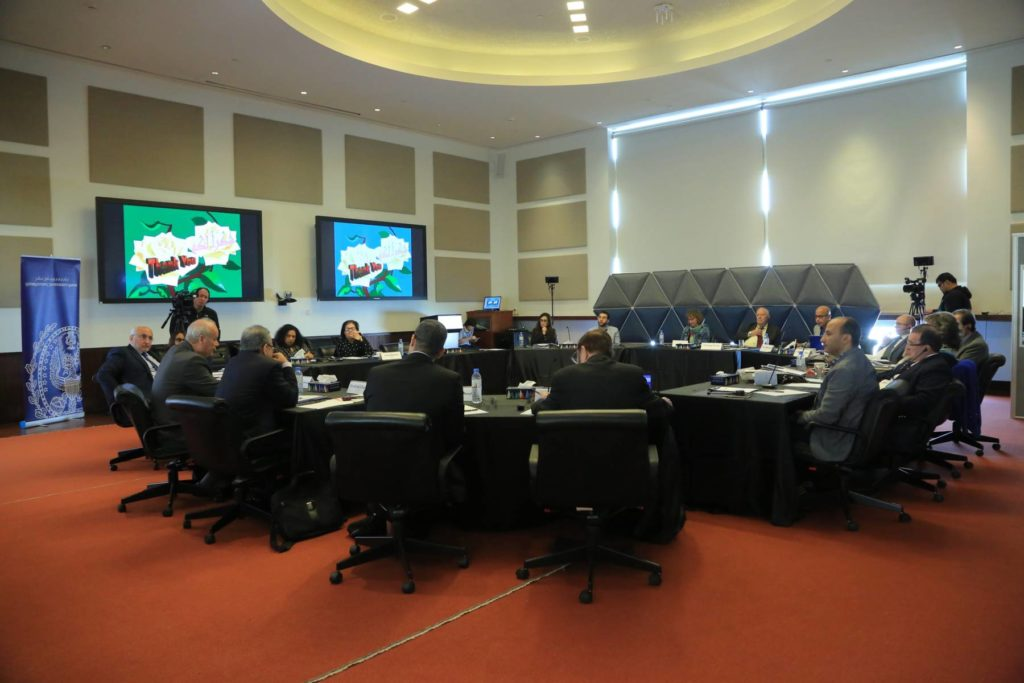 At a Workshop at Georgetown University in Qatar Scholars Explore Evolution of Waqf