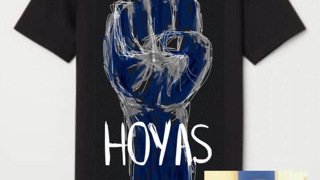T-shirt design by Freshman Aisha Tariq Al Muhannadi's