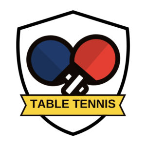 Table Tennis Club Logo