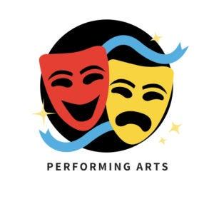 Performing Arts Club Logo