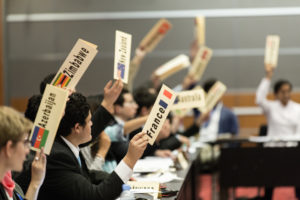 Model United Nations at GU-Q