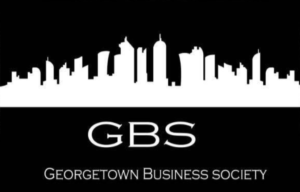 Georgetown Business Society Logo