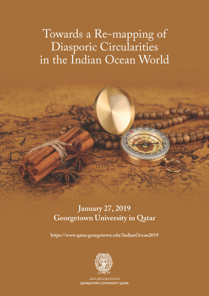 Towards a Re-mapping of Diasporic Circularities in the Indian Ocean World