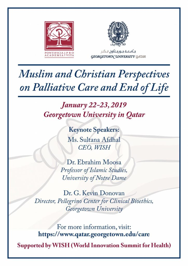Christian and Muslim Perspectives on Palliative Care and End of Life