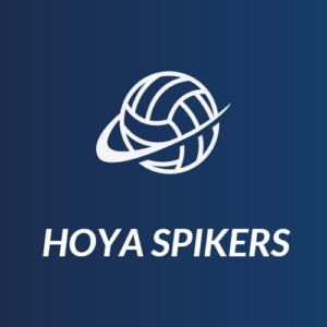 Hoya Spikers logo
