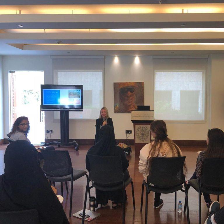 Student  - In Conversation with Kim Wyatt