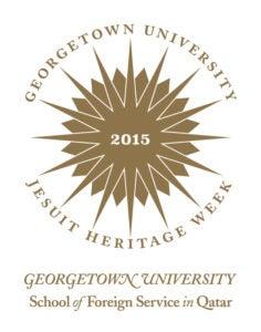 Jesuit Heritage Week 2015 Logo