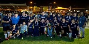 SFS-Q men's football team