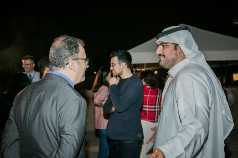 Alumni Events: The Georgetown University Alumni Association of Doha (GUAAD) Brings Hoyas Home