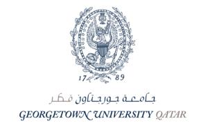 Georgetown University Qatar Logo