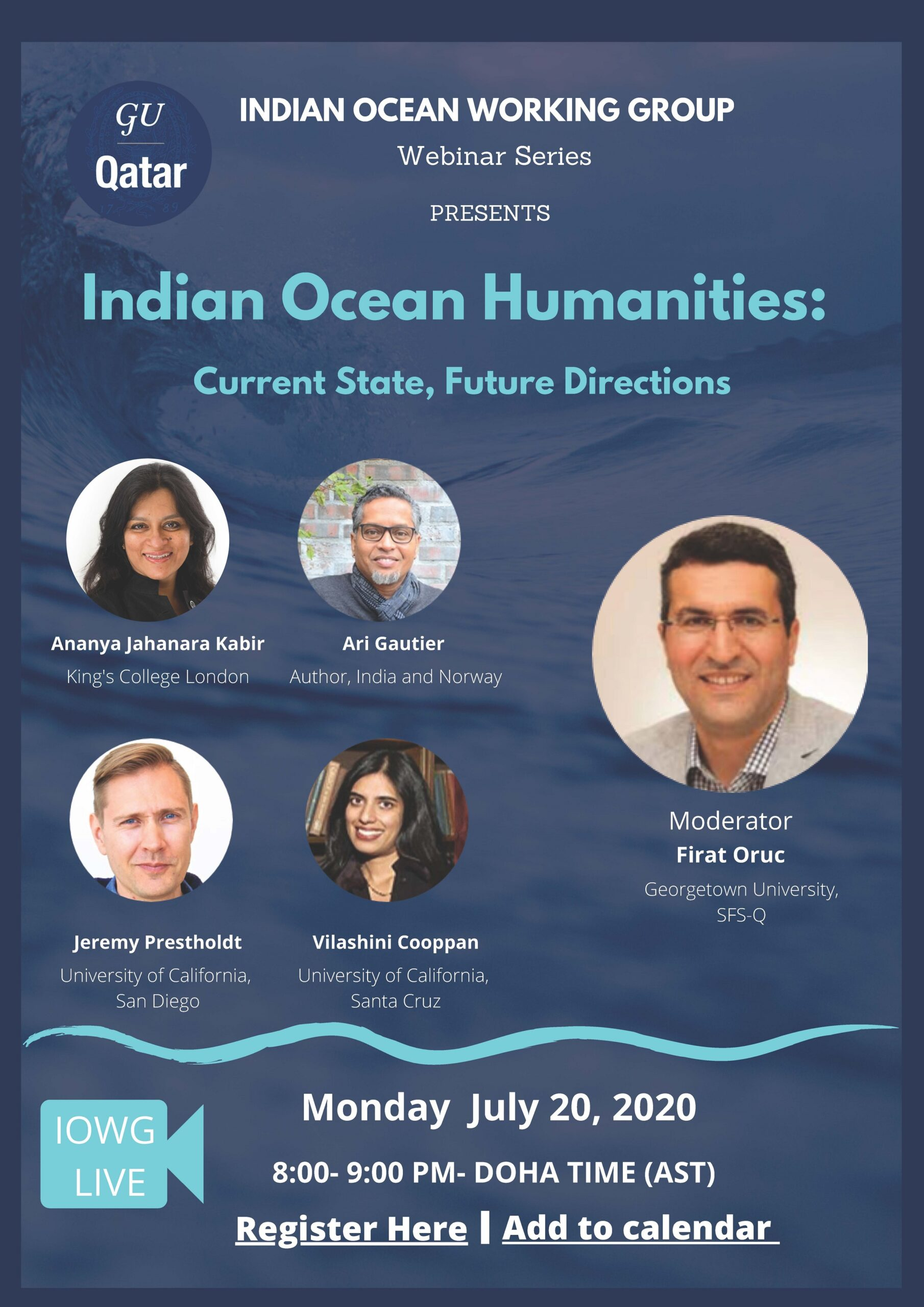 Indian Ocean Humanities: Current State, Future Directions