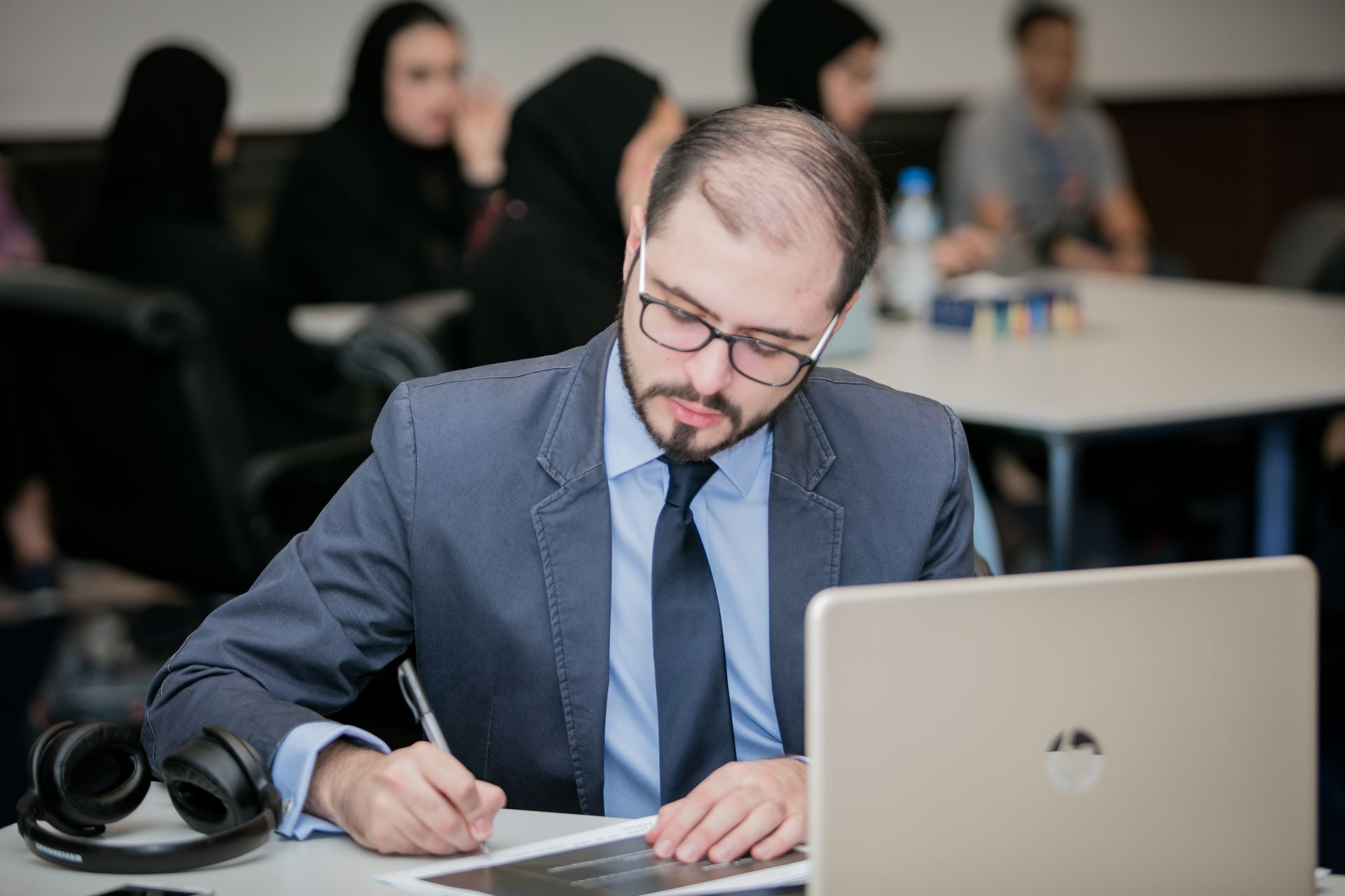 Student Research at Georgetown University in Qatar