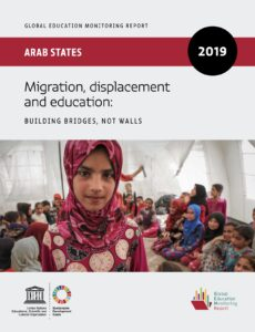 UNESCO Global Education Monitoring report on education, migration, and displacement in the MENA region
