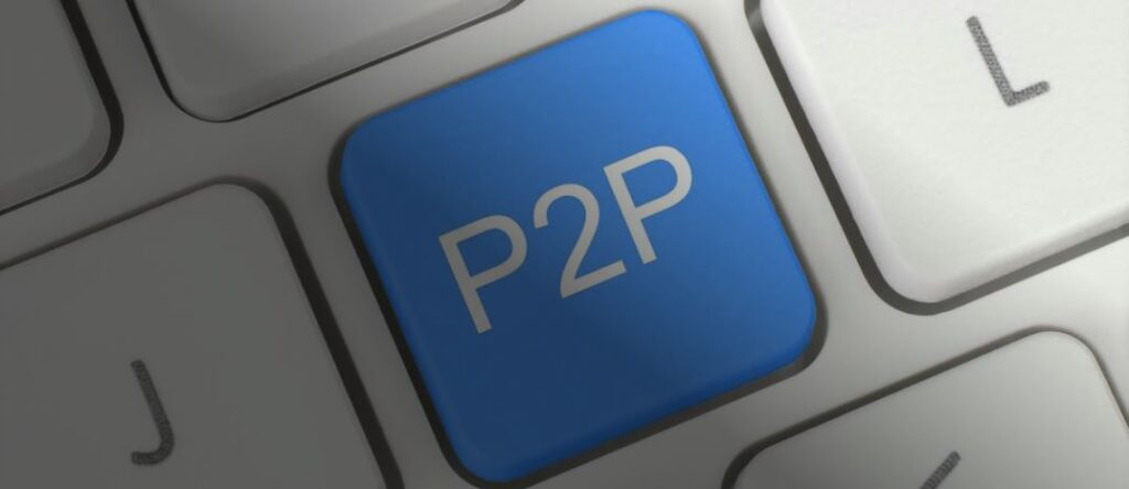 Image showing P2P that stands for Procure to pay
