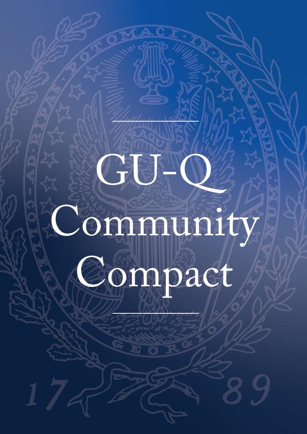 GU-Q Community Compact