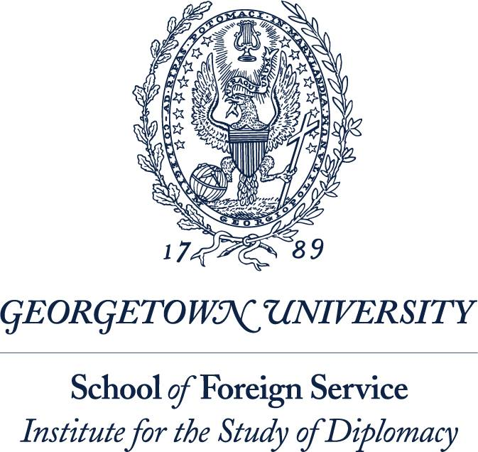 Georgetown Institute for the Study of Diplomacy Logo