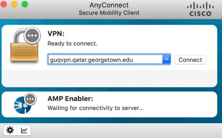 Vpn new address Mac