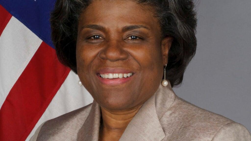 Ambassador Linda Thomas Greenfield