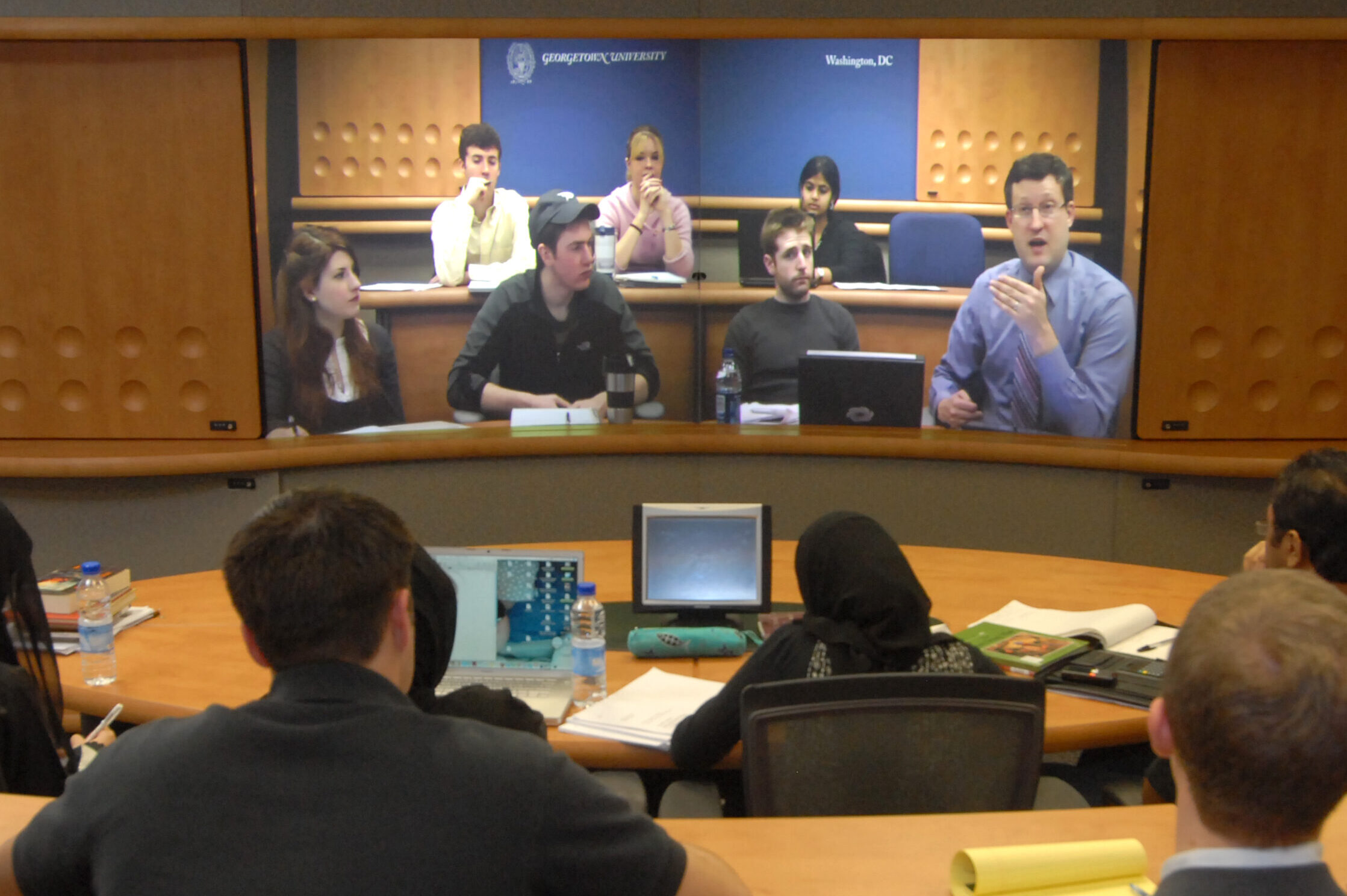 Georgetown University Launches Global Classroom