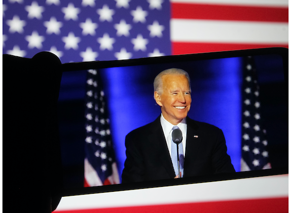 Dr. Anatol Lieven on Biden US Foreign Policy