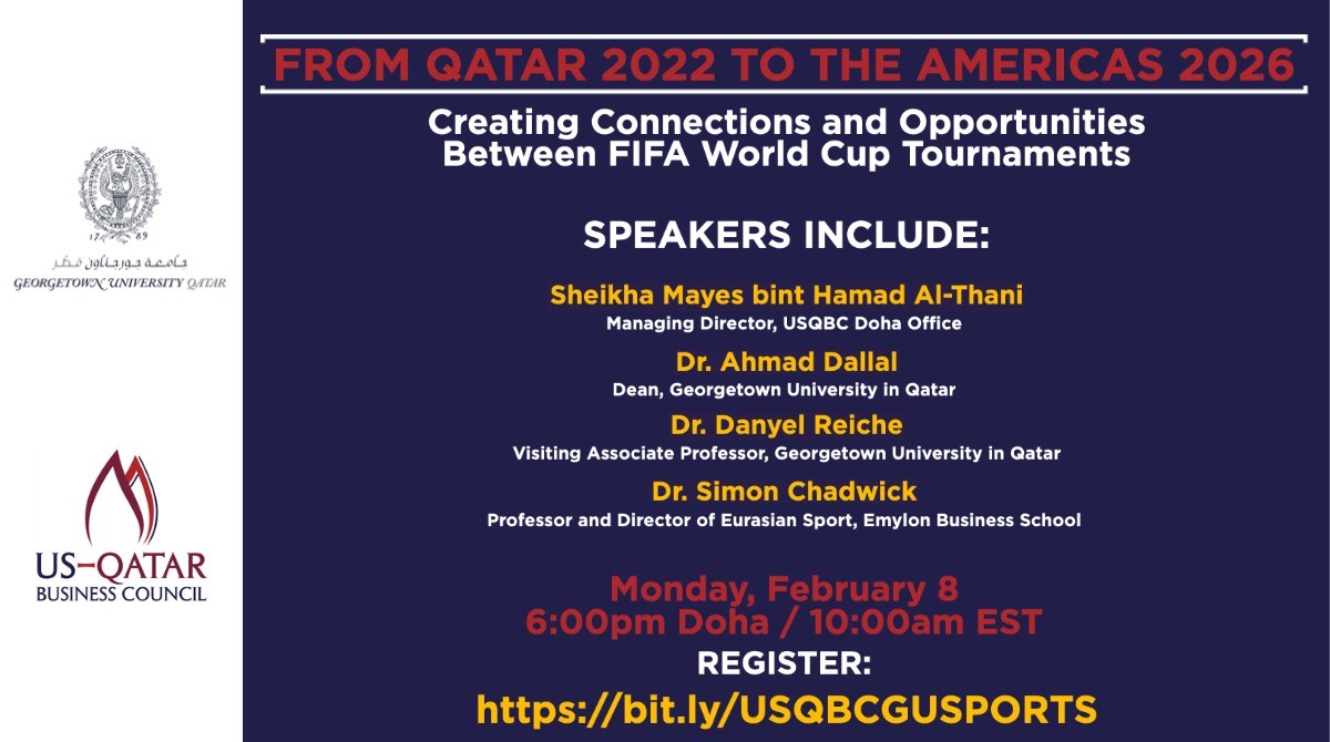 From Qatar 2022 to the Americas 2026