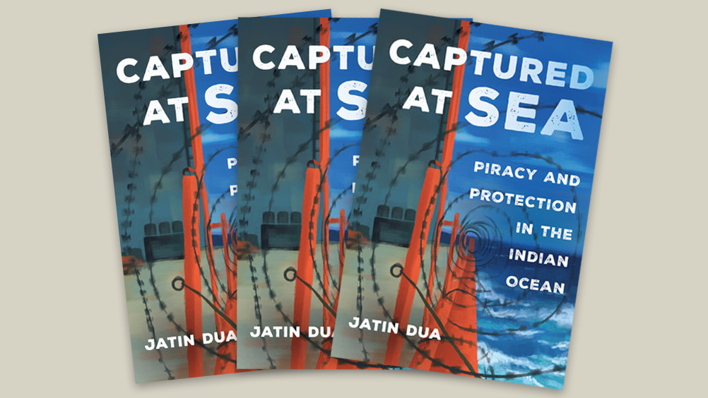 Captured At Sea Book Cover