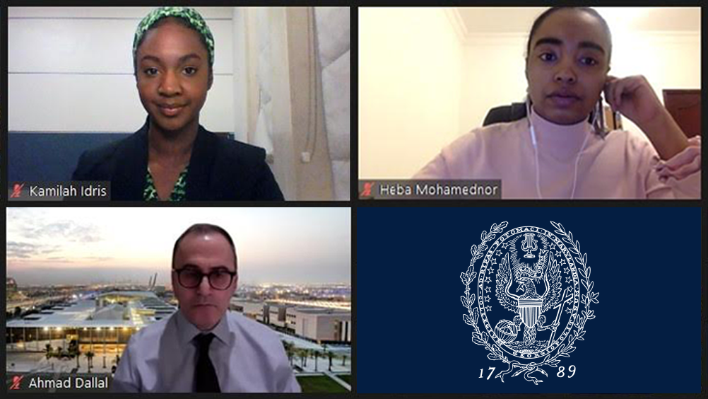 Zoom Discussion: Impact of Covid-19 on Education in Africa