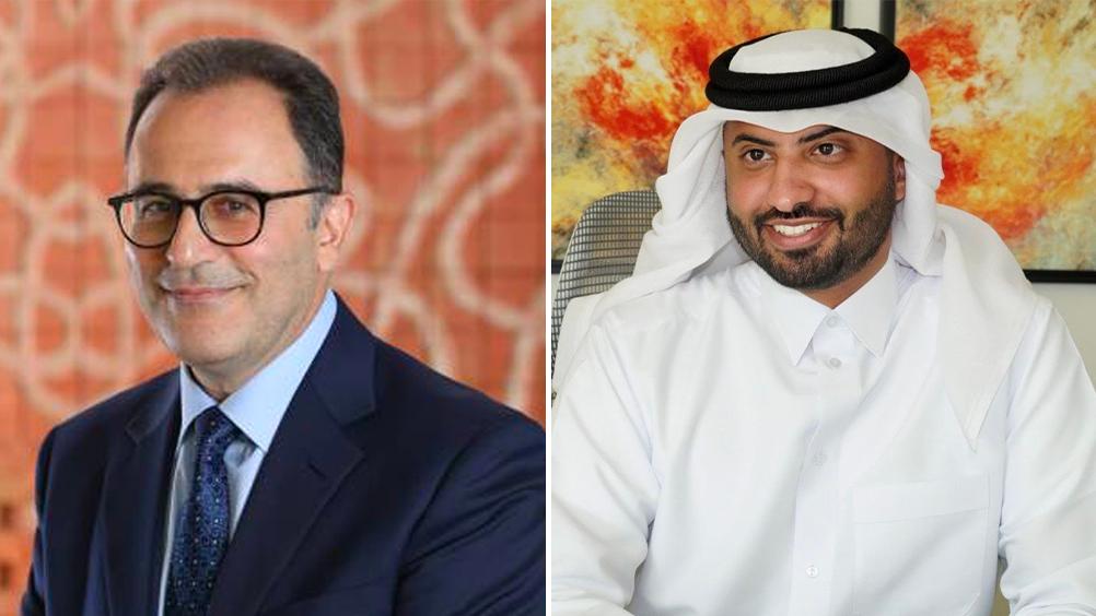 Dean Dallal and Nasser Yousef Al Jaber