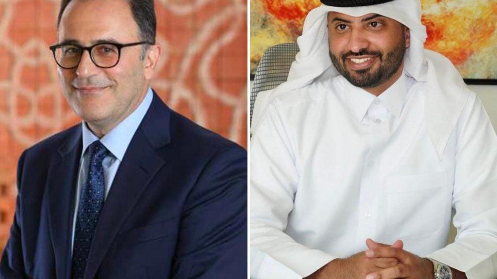 Ahmad Dallal and Nasser Yousef Al Jaber