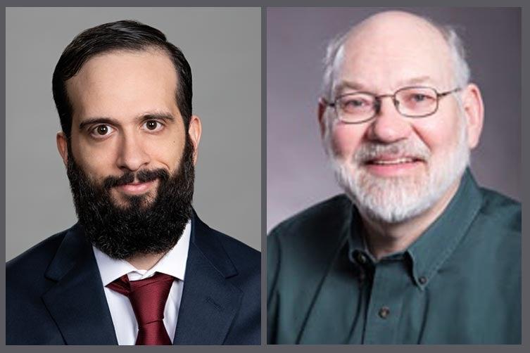 Dr. Santiago Garcia-Couto & Dr. Leonard Williams