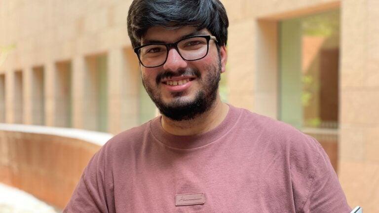 شركة ناشئة لطالب بجورجتاون في قطر تستخدم تقنيات شائعة لسد الفجوة في التعلم الرقمي