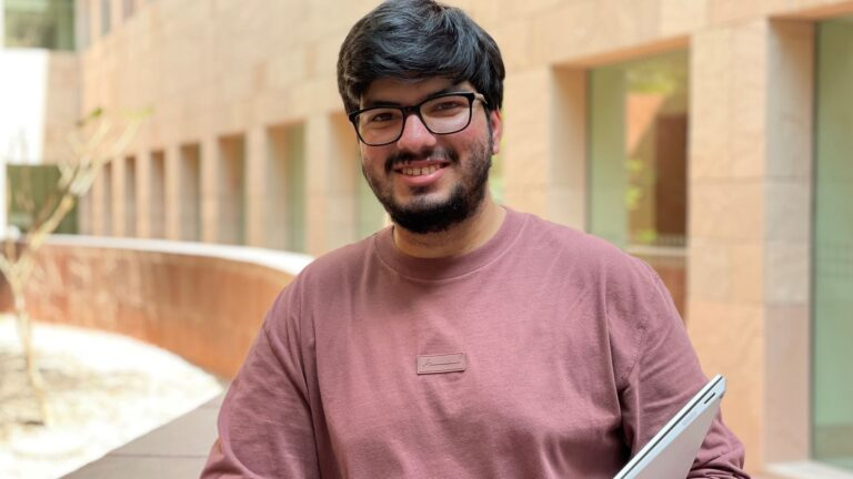 Georgetown Student's Innovative Startup Uses Inclusive Technologies to Bridge Digital Divide